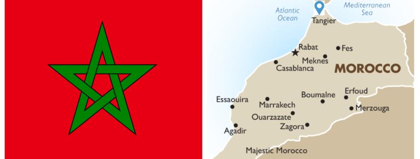 Maroko post
